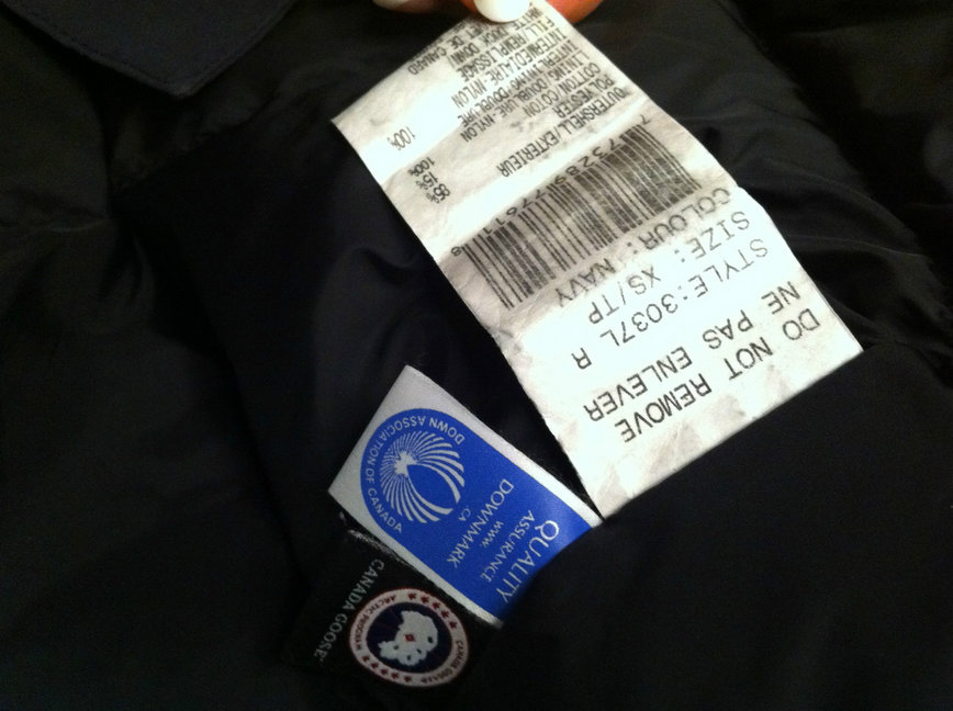 Merged The Official Canada Goose Authenticity Legit